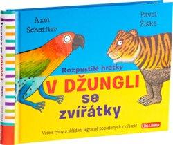 Obálka titulu Rozpustilé hrátky V džungli se zvířátky