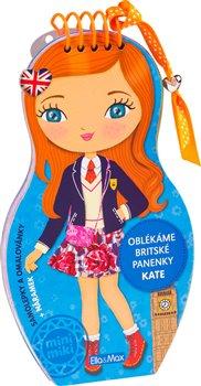 Obálka titulu Oblékáme britské panenky - Kate