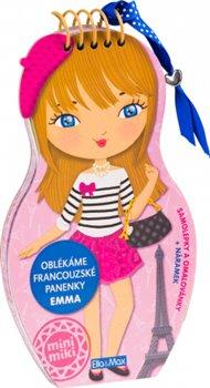 Obálka titulu Oblékáme francouzské panenky - Emma