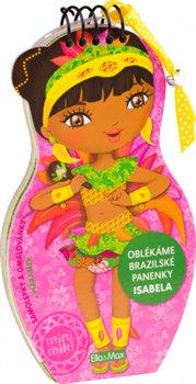 Obálka titulu Oblékáme brazilské panenky - Isabela