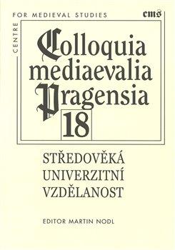 Obálka titulu Středověká univerzitní vzdělanost