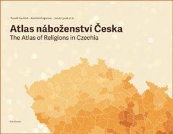 Obálka titulu Atlas náboženství Česka