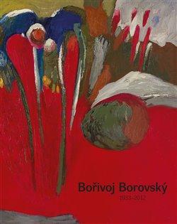 Obálka titulu Bořivoj Borovský