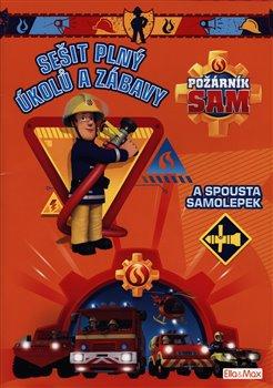 Obálka titulu Požárník Sam - Oranžová kniha aktivit