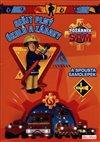 Obálka knihy Požárník Sam - Oranžová kniha aktivit