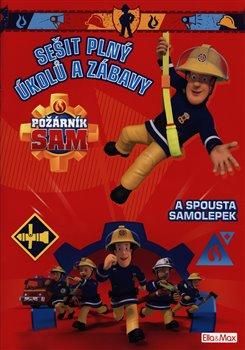 Obálka titulu Požárník Sam - Červená kniha aktivit