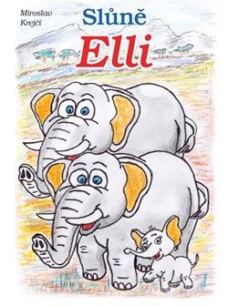 Obálka titulu Slůně Elli