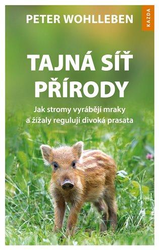Tajná síť přírody:Jak stromy vyrábějí mraky a žížaly regulují divoká prasata - Peter Wohlleben | Booksquad.ink