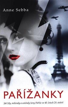 Obálka titulu Pařížanky