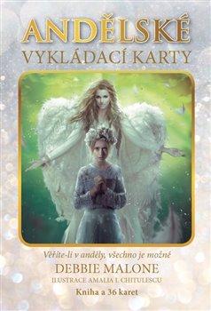 Obálka titulu Andělské vykládací karty