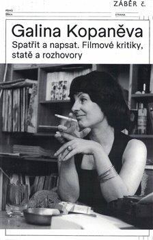 Obálka titulu Galina Kopaněva