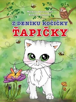 Obálka titulu Z deníku kočičky Ťapičky