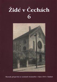 Obálka titulu Židé v Čechách 6