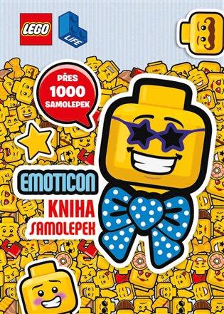 Lego - Emoticons: Kniha samolepek - - | Booksquad.ink