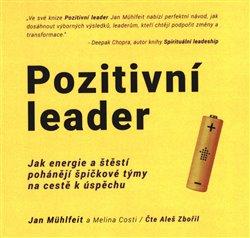 Obálka titulu Pozitivní leader