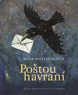 Obálka titulu Poštou havraní