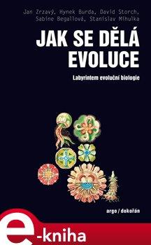 Obálka titulu Jak se dělá evoluce
