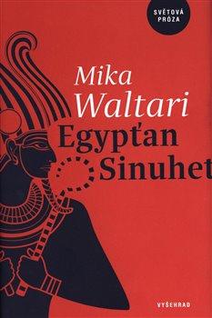 Obálka titulu Egypťan Sinuhet