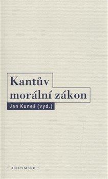 Obálka titulu Kantův morální zákon