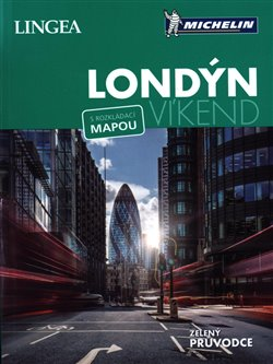 Obálka titulu Londýn - Víkend
