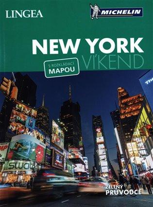 New York - Víkend:s rozkládací mapou - -   Booksquad.ink