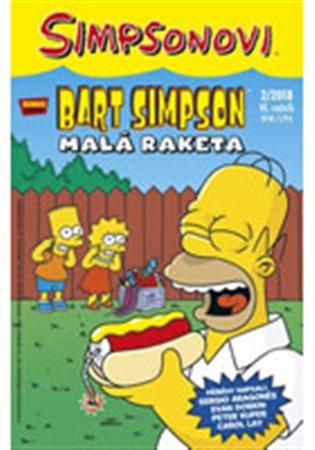 Bart Simpson 2/2018: Malá raketa:Simpsonovi - - | Booksquad.ink