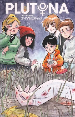Plutona - Jordie Bellaireová, | Booksquad.ink