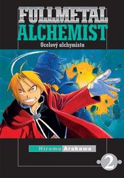 Obálka titulu Fullmetal Alchemist - Ocelový alchymista 2