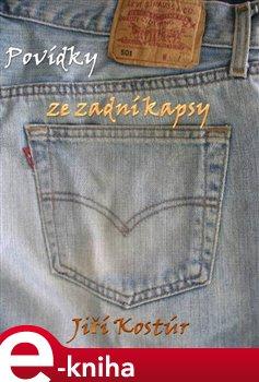 Obálka titulu Povídky ze zadní kapsy