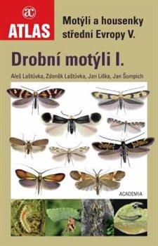Obálka titulu Motýli a housenky střední Evropy V.
