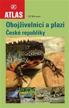 Obálka titulu Obojživelníci a plazi České republiky