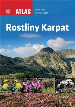 Obálka titulu Rostliny Karpat