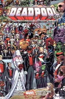 Obálka titulu Deadpool: Deadpool se žení