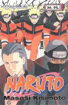 Obálka titulu Naruto 36: Tým číslo 10