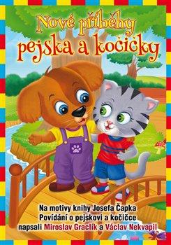 Obálka titulu Nové příběhy pejska a kočičky
