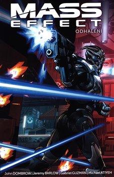 Obálka titulu Mass Effect: Odhalení
