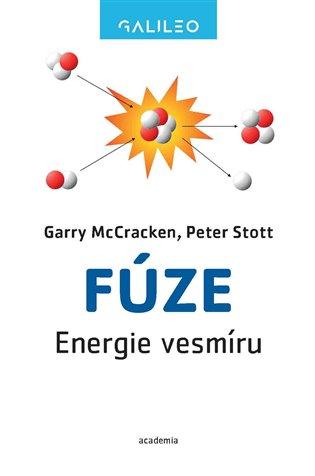 Fúze:Energie vesmíru - Garry McCracken, | Booksquad.ink