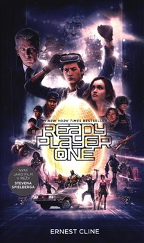 Obálka titulu Ready Player One