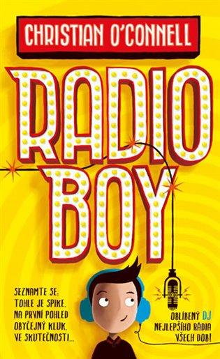 Radio Boy - Christian O´Connell | Booksquad.ink