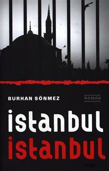 Obálka titulu Istanbul, Istanbul