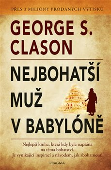 Obálka titulu Nejbohatší muž v Babyloně
