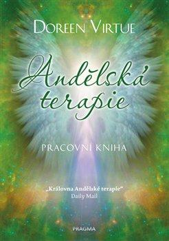 Obálka titulu Andělská terapie – pracovní kniha