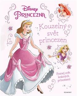 Obálka titulu Princezna - Kouzelný svět princezen