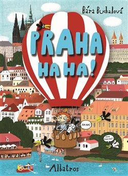Obálka titulu Praha ha ha!