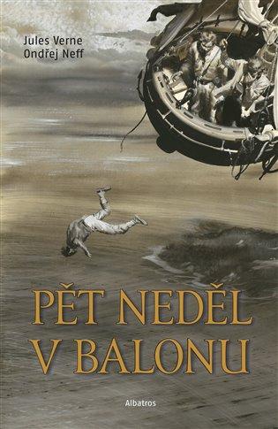 Pět neděl v balonu - Ondřej Neff, | Booksquad.ink