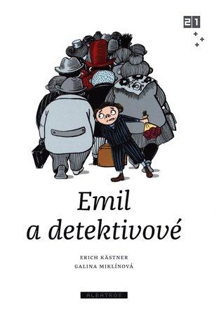 Emil a detektivové - Erich Kästner   Booksquad.ink