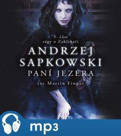 Paní jezera, mp3 - Andrzej Sapkowski