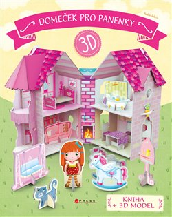 Obálka titulu Domeček pro panenky 3D model
