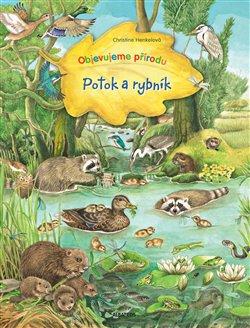 Obálka titulu Potok a rybník