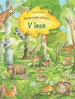 Obálka titulu V lese